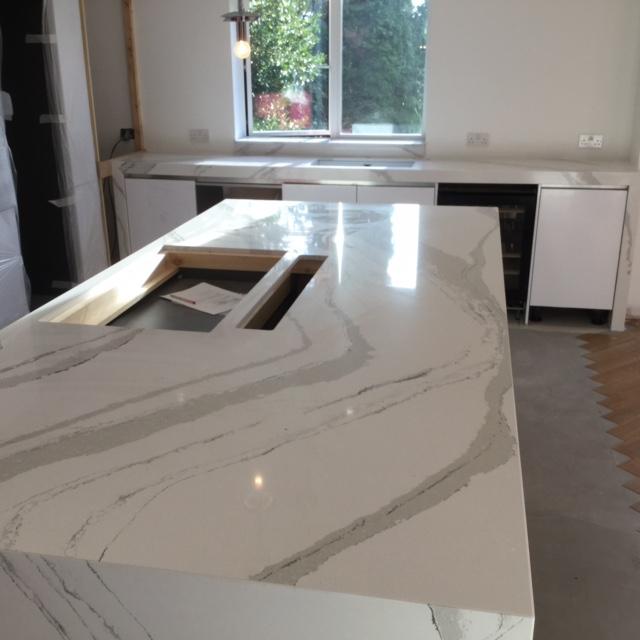 Cambria Brittanica Quartz - Neo Granite