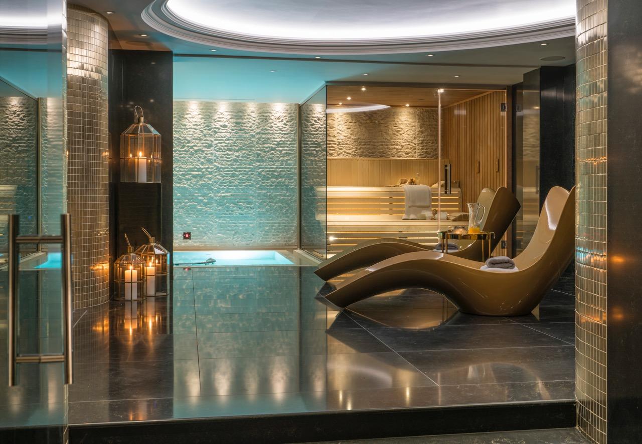 Luxury Bathroom - Neo Granite